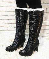 Женские зимние модельные сапоги-дутики. Размеры 37, 38,