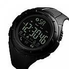 Cпортивные мужские часы Skmei(Скмей) 1326 Black, фото 2