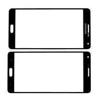 Стекло (для ремонта дисплея) для Samsung A700 Galaxy A7 , цвет черный