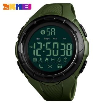 • Оригинал! Skmei(Скмей) 1326 Green  | Cпортивные мужские часы !