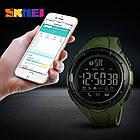 • Оригинал! Skmei(Скмей) 1326 Green  | Cпортивные мужские часы !, фото 7
