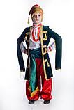 Детский карнавальный костюм для мальчика Гетьман 110-152р, фото 2