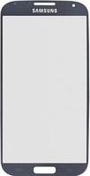 Стекло (для ремонта дисплея) для Samsung i9500, 9505, цвет синий