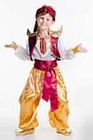Детский карнавальный костюм для мальчика Аладдин 110-140р, фото 2