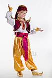Детский карнавальный костюм для мальчика Аладдин 110-140р, фото 3