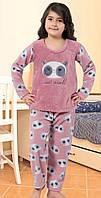 Пижама для девочек производство Турция только оптом (2811/29)