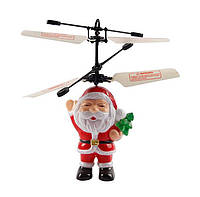 Летающая игрушка Flying Santa летающий санта, фото 1