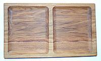 Деревянная доска для подачи блюд, 41х24