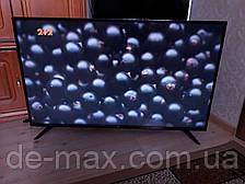 Телевизор 48 дюймовый JTC LE-48TAOKS Full HD LED TV Т2 тюнер DVB-T2