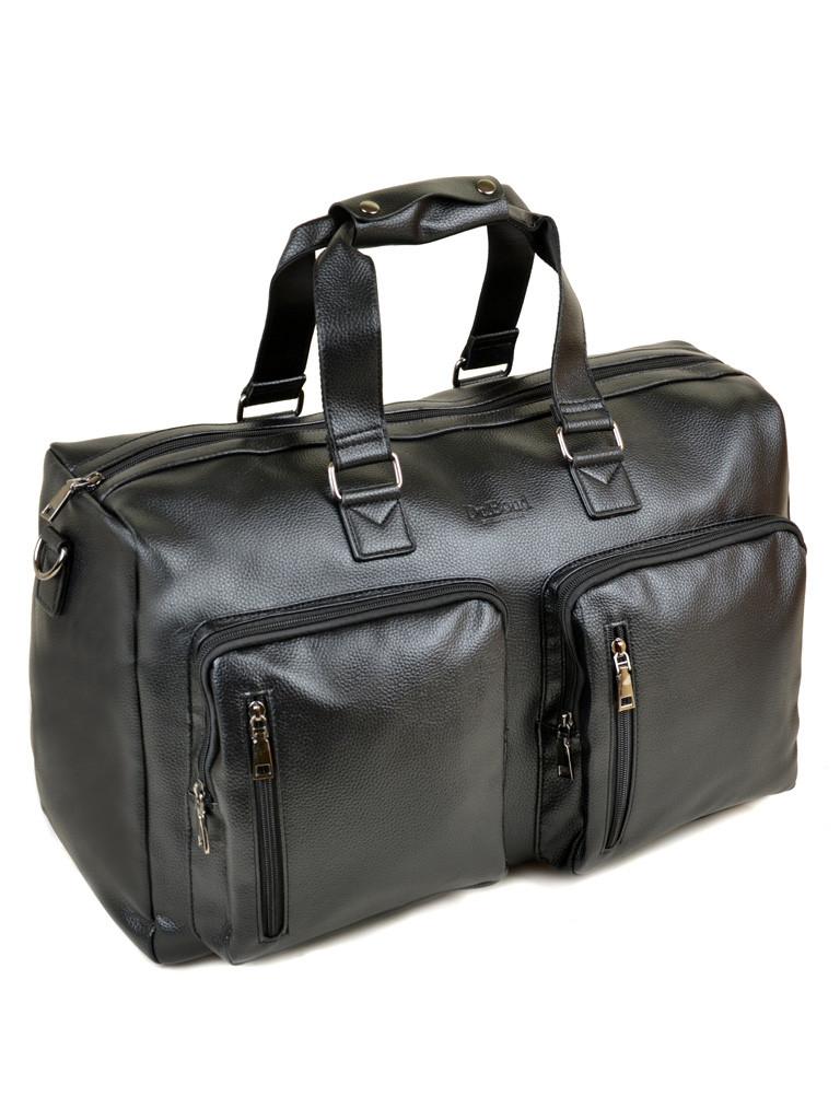 Дорожная сумка DR. BOND 8713 black