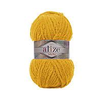 Alize Softy Plus - 82 желтый