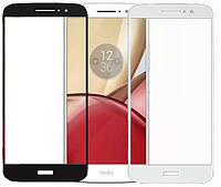 3D защитное стекло для Motorola Moto M XT1662 / XT1663 (на весь экран)