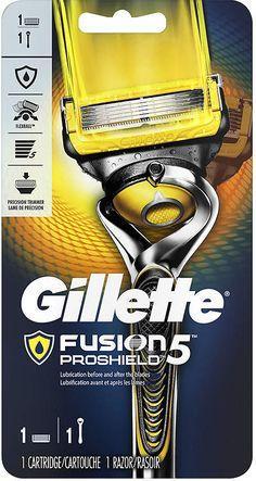 Станок для гоління Gillette Fusion Proshield з технологією FlexBall