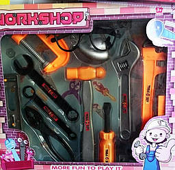 Набор инструментов детский
