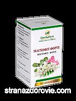 """""""Мастофит форте"""". Лечение мастопатии, эндометоиоза, миом, фибромиом, предменструальный синдром"""