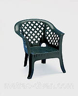 Кресло Lario зеленое