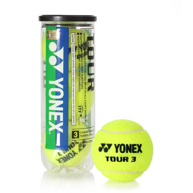 Теннисные мячи Yonex Tour - официальные мячи первого тура Кубка Дэвиса!