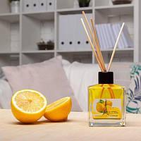 Аромадиффузор Eyfel парфюм для дома Лимон 55 мл, фото 1