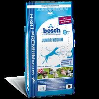 Bosch Medium Junior (Бош Медиум Юниор)15кг для щенков средних пород.