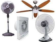 Вентилятори і Кондиціонери