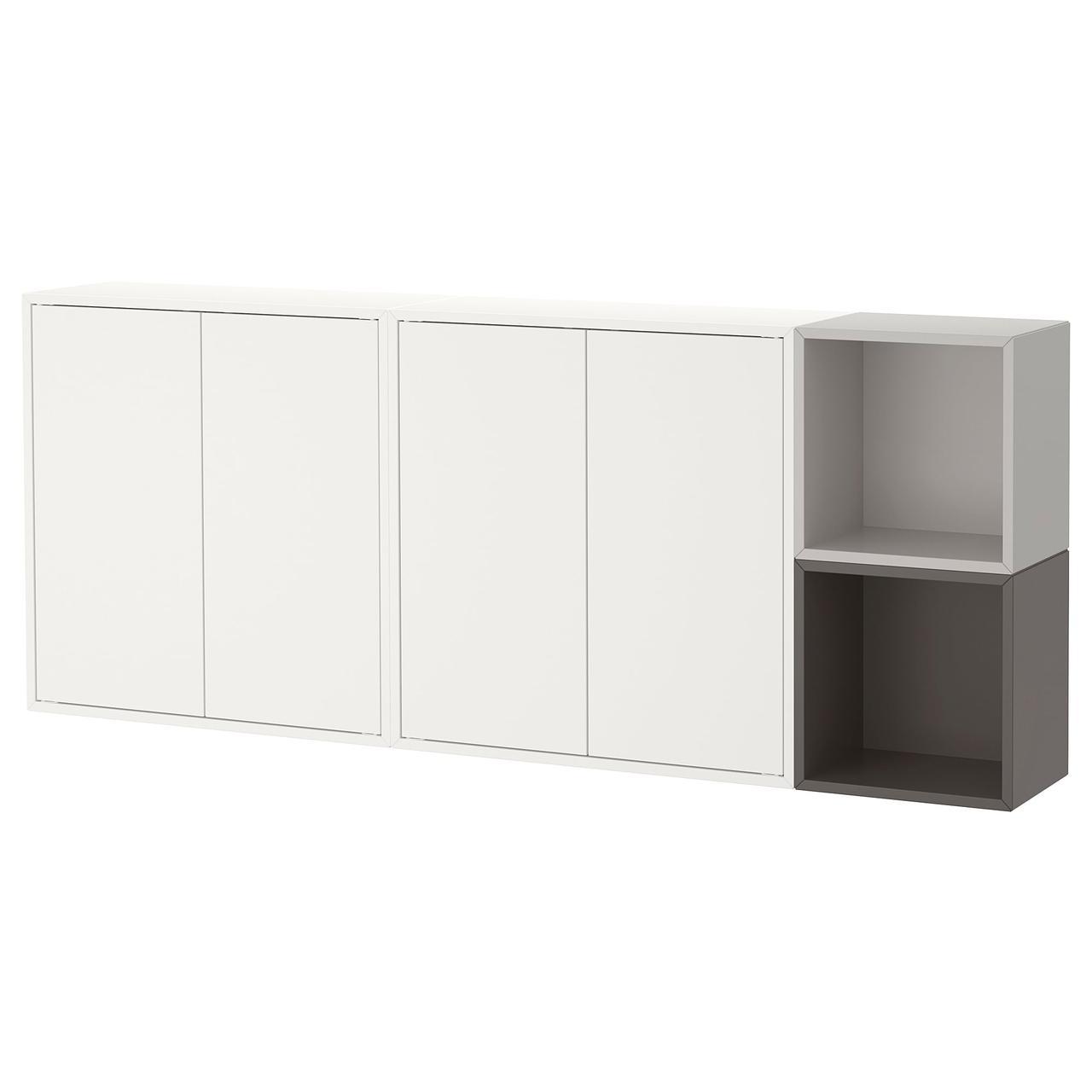 EKET Комбинация шкафов настенных