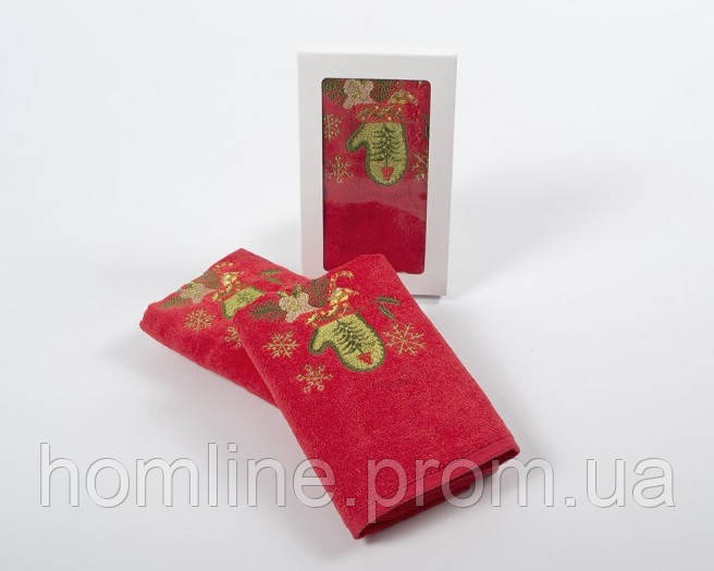 Полотенце Lotus 30*50 New Year 216 (подарки на Новый год)
