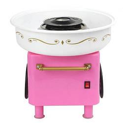 Аппарат для приготовления сладкой ваты на колесиках