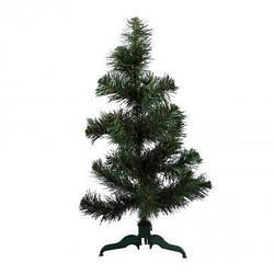 Елка новогодняя искусственная, 58 см., зеленая (4524)