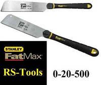 STANLEY 0-20-500 ножовка STANLEY японский тип с полотном с одной режущей кромкой
