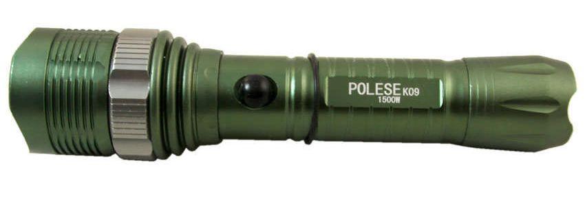 Тактический фонарь K09 1500W