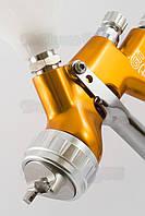 Краскопульт DeVilbiss GTi PRo Lite (голова TE10  , сопло - 1,4 мм ) , фото 1
