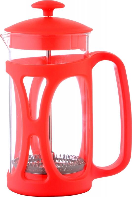 Заварник (Френч-пресс) Con Brio CB-5380 (800мл) Красный