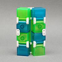 Антистрессовый кубик Infinity Cube светящийся (Инфинити Куб)