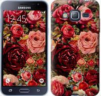 """Чехол на Samsung Galaxy J3 Duos (2016) J320H Цветущие розы """"2701c-265-387"""""""