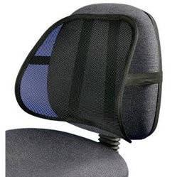 Корректор-поддержка для спины на кресло авто и офисное кресло
