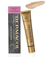 Тональный крем Dermacol Make-up Cover 207,  210, 211,215, фото 1