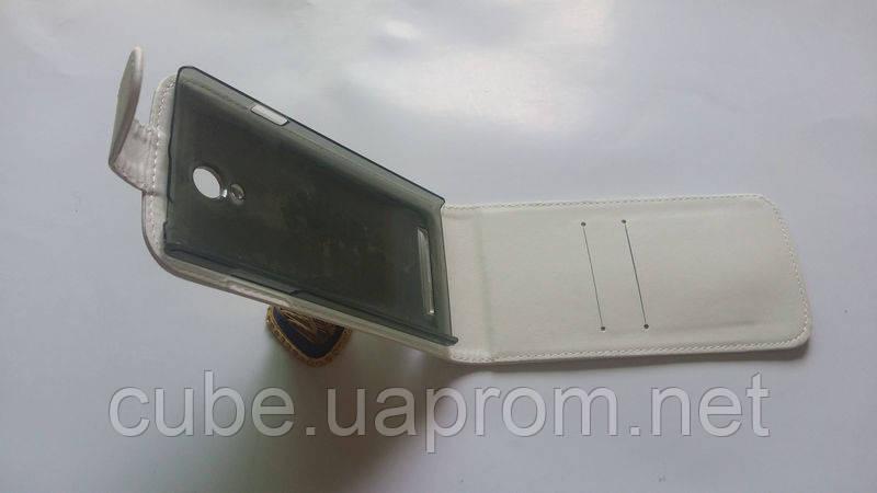Захисний фліп чохол flip case вниз для THL T6S T6 Pro