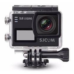 Экшн камера SJCAM SJ6 Legend,  7х8 см.,черный (5018)