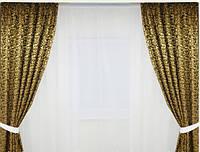 Готовые шторы классического стиля