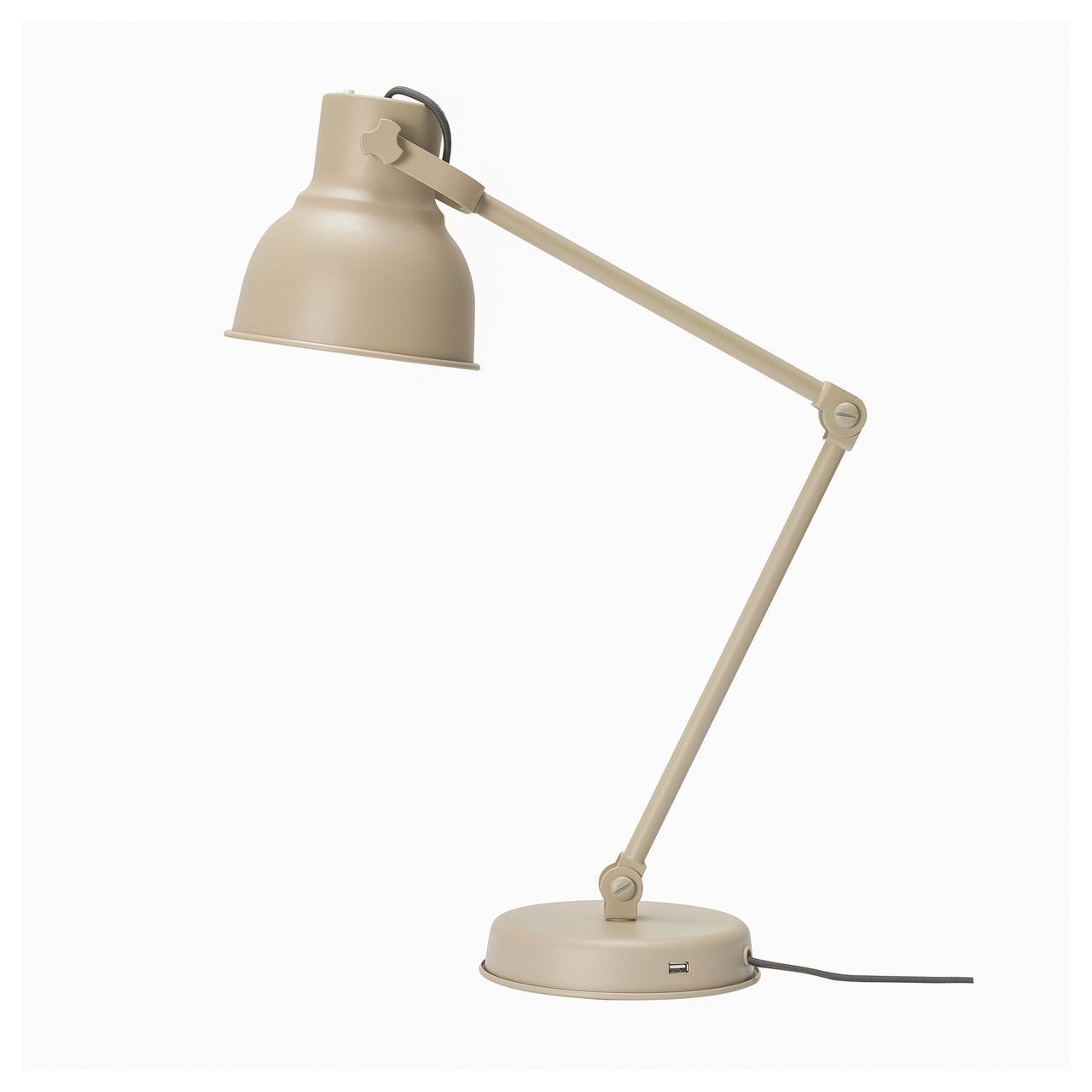 HEKTAR Лампа настольная