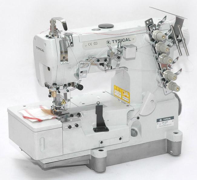Плоскошовная машина цепного стежка Typical GK-1500-01