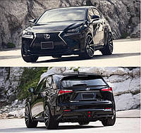 Тюнинг обвес Lexus NX200t / NX300h в стиле Wald, фото 1