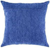Універсальний зворот для подушки (задня тканина з потаємною застібкою-змійкою), 40х40 см
