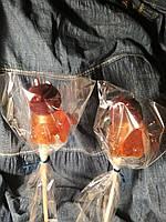 Набор из двух конфет свинка Пеппа и братец Джордж. Сладкий вкусный подарок детям на рождество
