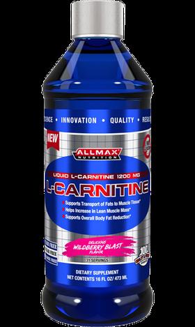 All Max NutritionДля снижения весаLiquid L-Carnitine473 ml