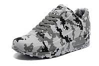 Кроссовки Nike Air Max 90 VT Camouflage Military Grey/Black, фото 1