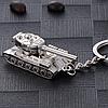 Брелок металлический танк, фото 4