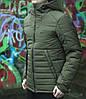 Мужская куртка Nike Sportswear Hooded Down Jacket Khaki