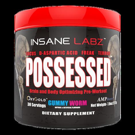 Insane Labz - Possessed 30 порций!