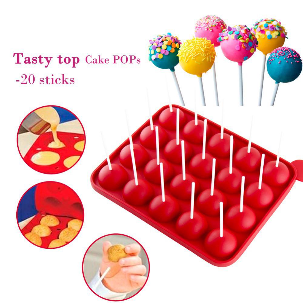 Форма для приготовленные пирожные PopCakes